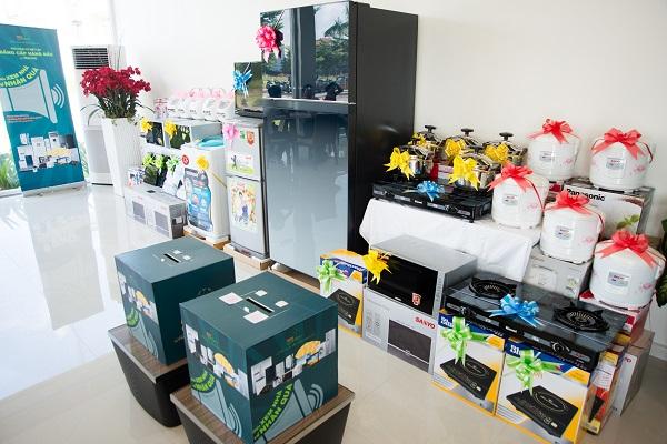 cơ cấu giải thưởng tuần 1 căn hộ an gia garden quận tân phú