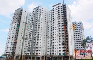 Tiến độ xây dựng căn hộ An Gia Star 10/2016