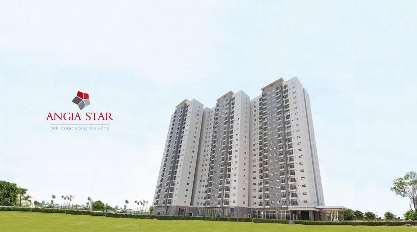 Hình ảnh thực tế căn hộ đã hoàn thiện và đang bàn giao - Nhận mua bán, ký gửi, cho thuê , thiết kế nội thất căn hộ An Gia Star 0937.098.890