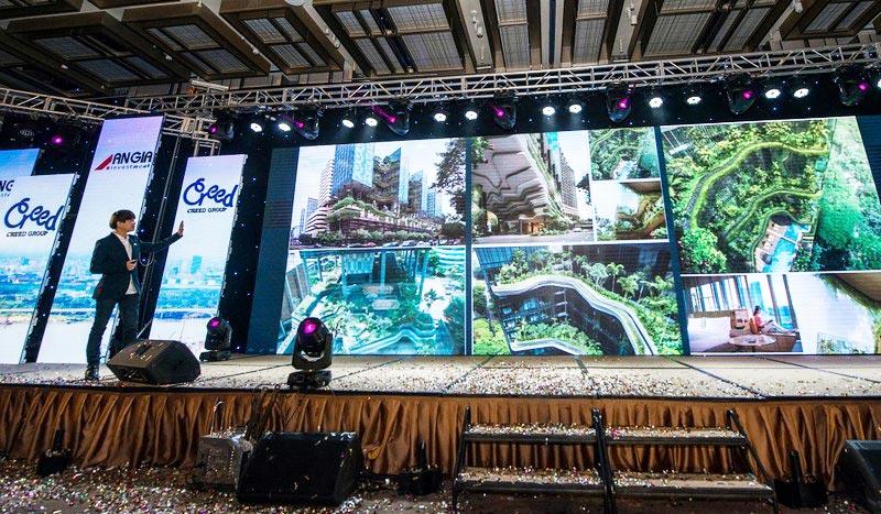 Giám đốc thiết kế dự án River Panorama chia sẻ ý tưởng hình thành dự án.
