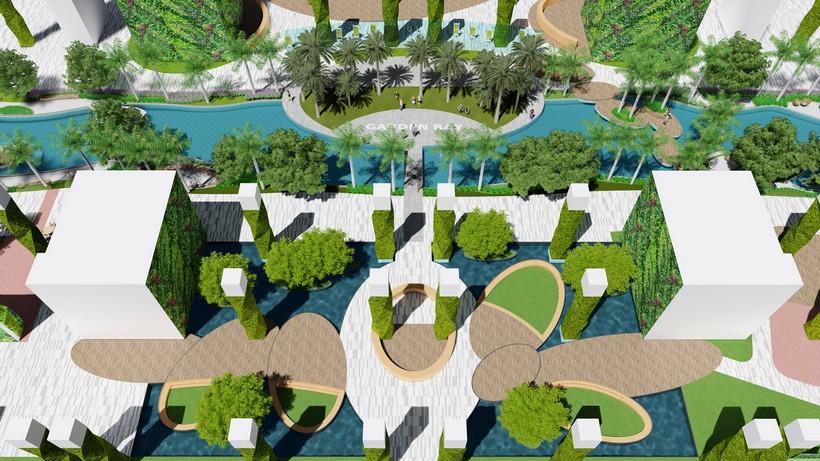 Tiện ích 27 dự án căn hộ chung cư River panorama quận 7 chủ đầu tư An Gia Investment Quận 7.