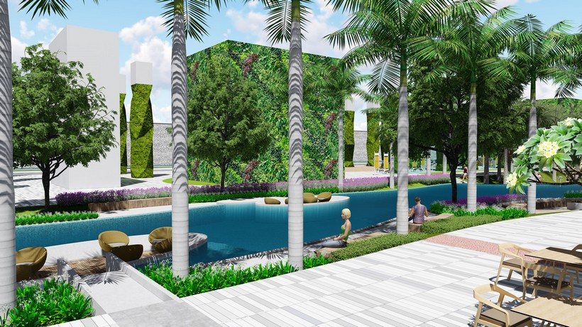 Tiện ích 21 dự án căn hộ chung cư River panorama quận 7 chủ đầu tư An Gia Investment Quận 7.