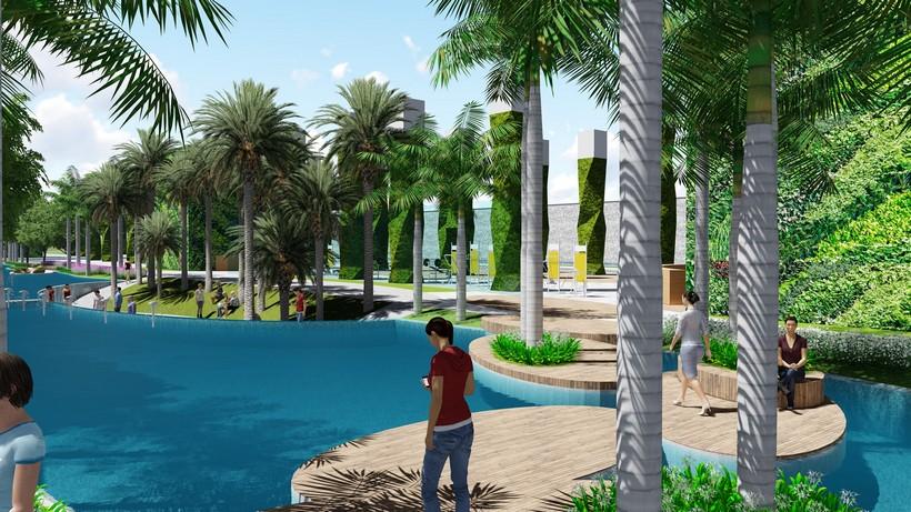 Tiện ích 19 dự án căn hộ chung cư River panorama quận 7 chủ đầu tư An Gia Investment Quận 7.