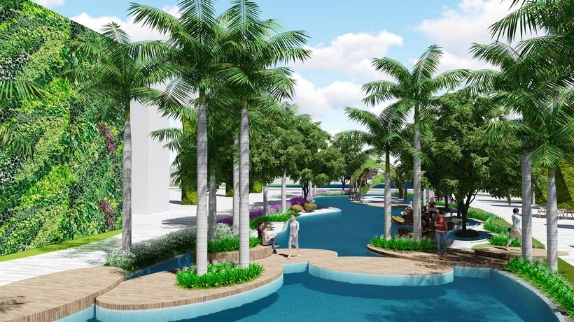 Tiện ích 17 dự án căn hộ chung cư River panorama quận 7 chủ đầu tư An Gia Investment Quận 7.