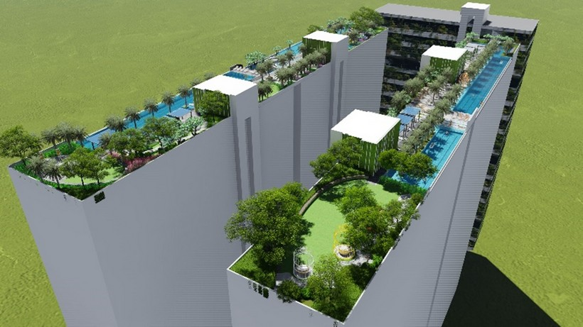 Tiện ích 11 dự án căn hộ chung cư River panorama quận 7 chủ đầu tư An Gia Investment Quận 7.