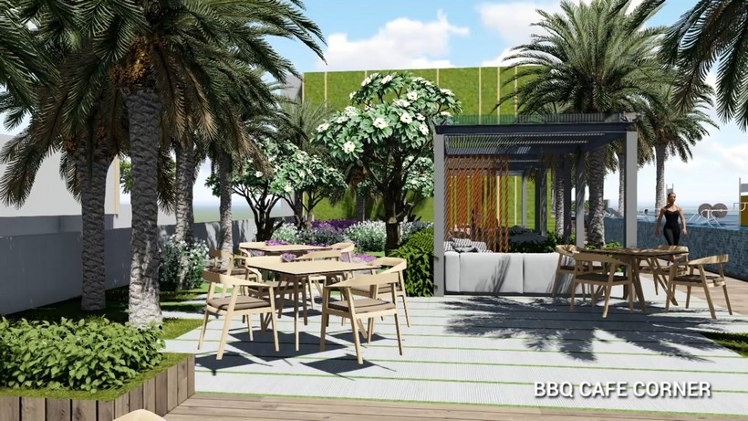 Tiện ích 03 dự án căn hộ chung cư River panorama quận 7 chủ đầu tư An Gia Investment Quận 7.