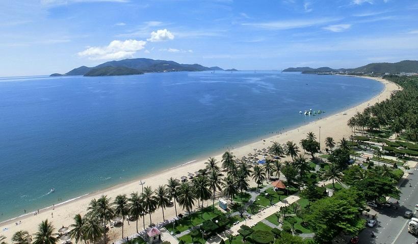 View toàn cảnh Nha Trang từ dự án Haborizon Nha Trang