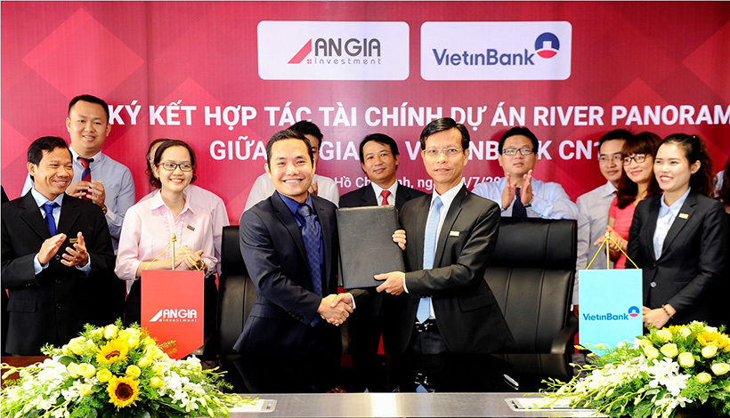 Ngân hàng Vietinbank bảo lãnh dự án River Panorama Quận 7
