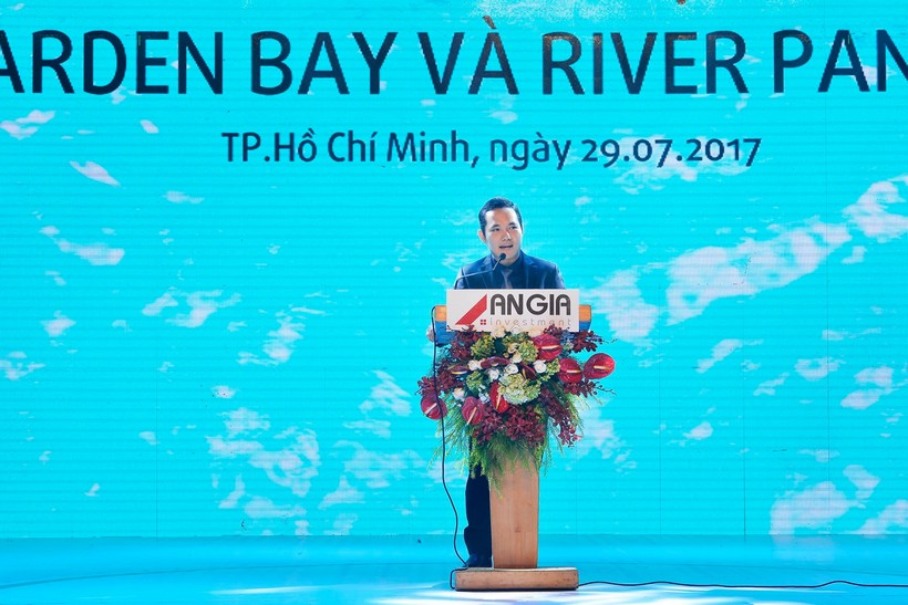 Chủ tịch hội đồng quản trị Ông Nguyễn Bá Sáng chia sẽ tâm huyết dự án