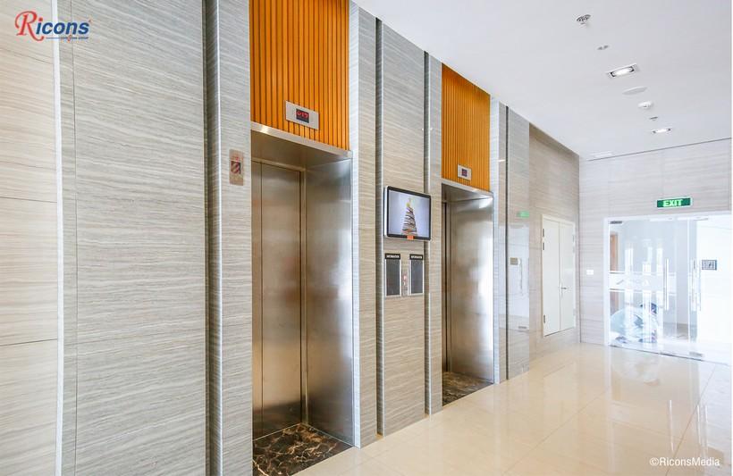 Sảnh thang máy đẳng cấp, sang trọng của cư dân An Gia Star Quận Bình Tân – Hotline: 0942.098.890 – 0973.098.890