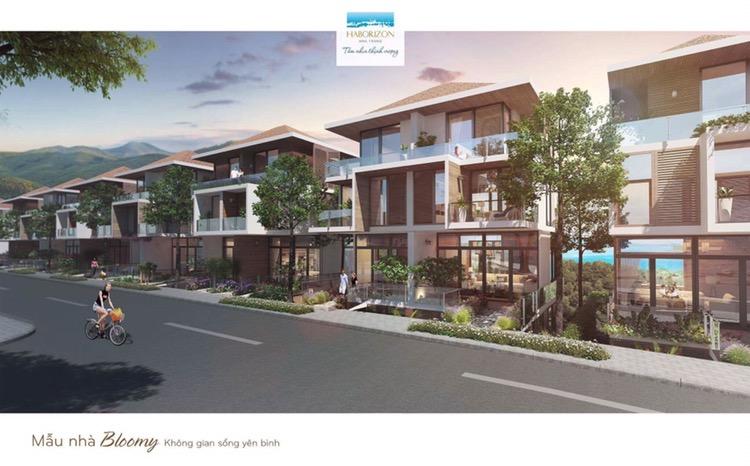 Mẫu thiết kế Bloomy dự án đất nền Haborizon Nha Trang Khánh Hòa