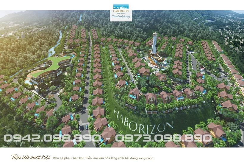 Toàn cảnh dự án đất nên Haborizon Nha Trang