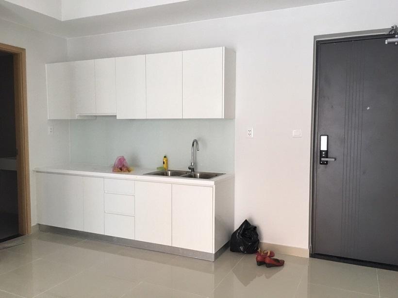 Khu vực bếp căn hộ cho thuê An Gia Star Quận Bình Tân