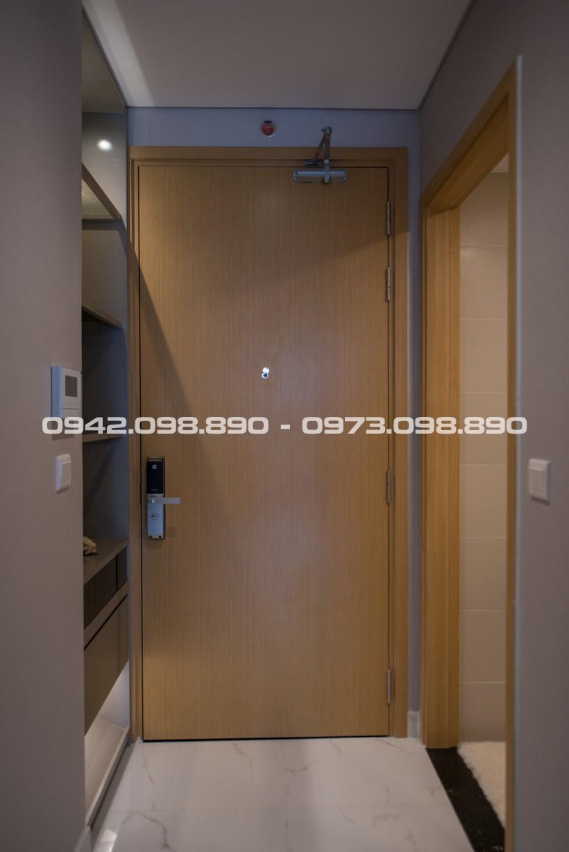 Cửa khóa thẻ từ Yale đẳng cấp từ Mỹ đảm bảo an ninh cho khu căn hộ An Gia Riverside thuê