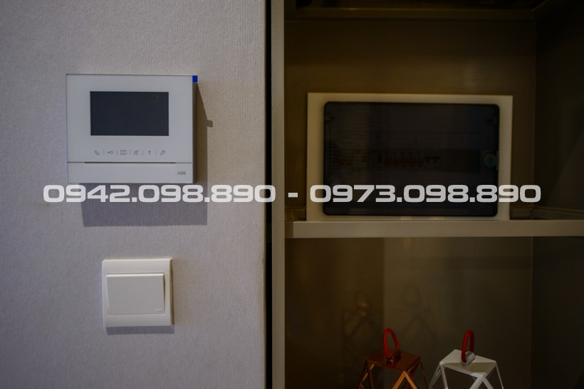 Hệ thống video call kết nối sảnh thang máy đảm bảo an ninh căn hộ An Gia Riverside Quận 7 Hotline: 0942.098.890 - 0973.098.890