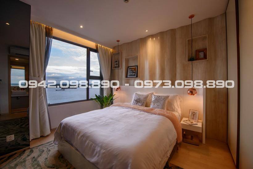 Phòng ngủ căn hộ An Gia Riverside Quận 7 cho thuê đầy đủ đồ dùng Hotline: 0942.098.890 - 0973.098.890