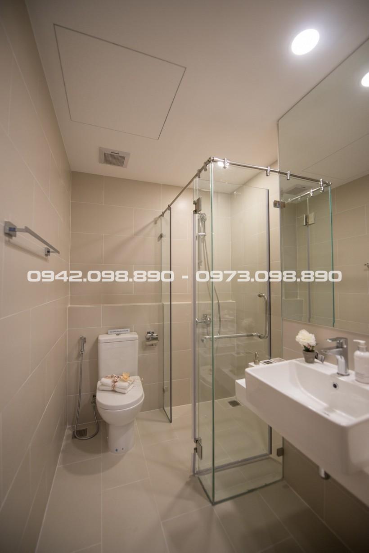 Thiết bị vệ sinh được đầu tư đồng bộ và chuẩn cao cấp cho thuê căn hộ An Gia Riverside Quận 7 Hotline: 0942.098.890 - 0973.098.890
