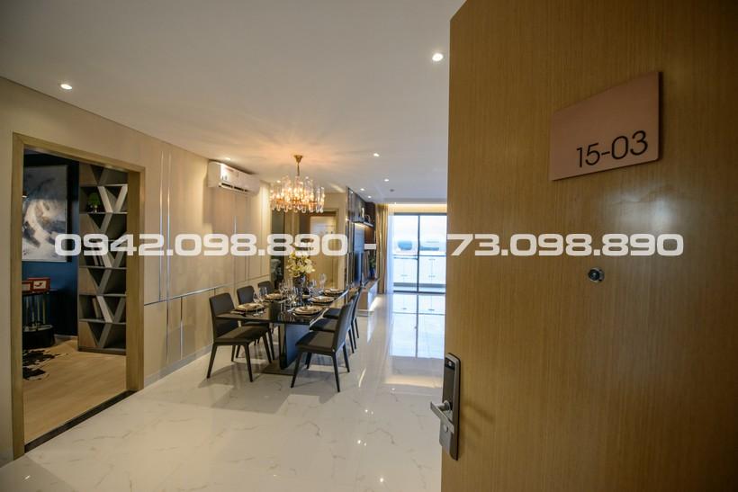 Cửa chính căn hộ Angia Riverside được trang bị khóa từ Yale thương hiệu nổi tiếng về khóa từ của Mỹ