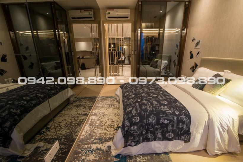 Phòng ngủ căn hộ cho thuê An Gia Riverside Quận 7 cho thuê
