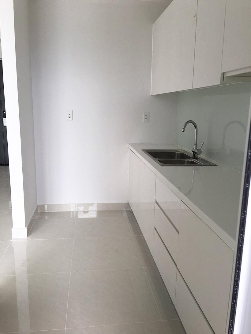 Bộ tủ bếp trên bếp dưới thương hiệu An Cường được bàn giao từ chủ đầu tư An Gia Garden Quận Tân Phú. - Nhận mua bán, cho thuê AnGia Garden 0942.098.890 - 0973.098.890