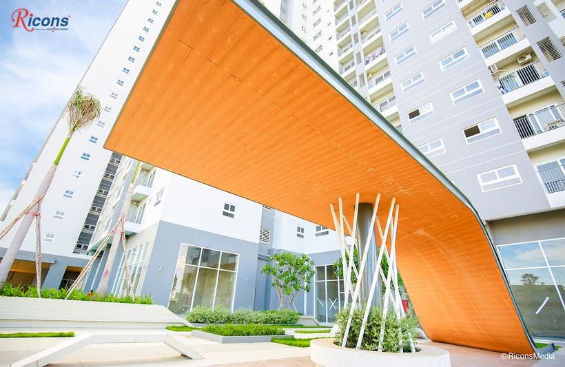 Khu công viên dự án căn hộ An Gia Star Quận Bình Tân  - Gọi 0942.098.890  để xem căn hộ cho thuê
