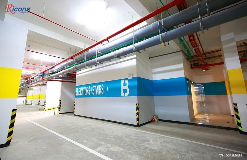 Hầm giữ xe căn hộ An Gia Star Quận Bình Tân rộng thoáng.Hầm giữ xe căn hộ An Gia Star Quận Bình Tân rộng thoáng.