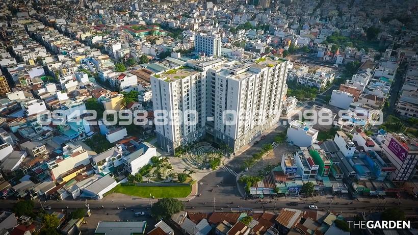 Hình ảnh tổng thể toàn căn hộ cao cấp An Gia Garden Quận Tân Phú - Nhận mua bán, cho thuê AnGia Garden 0942.098.890 - 0973.098.890