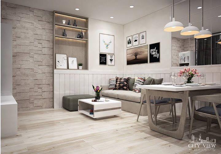 Nhà mẫu dự án căn hộ Heaven City View Quận 8