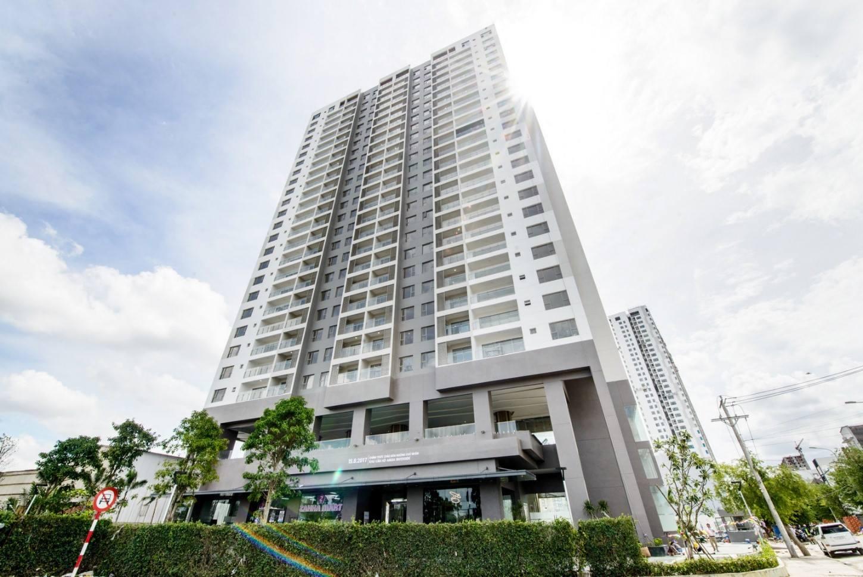 Bán căn hộ chung cư An Gia Riverside Quận 7 cao cấp Diện tích 98m2