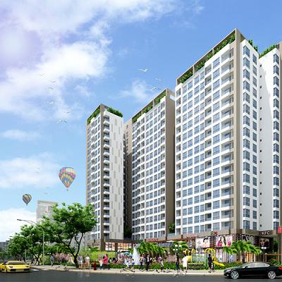 Dự án căn hộ cao cấp Riva Park