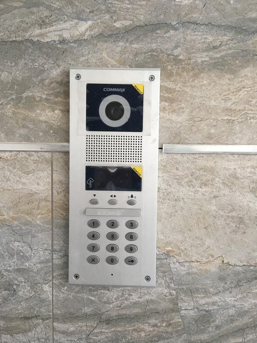 hệ thống khóa call riva park