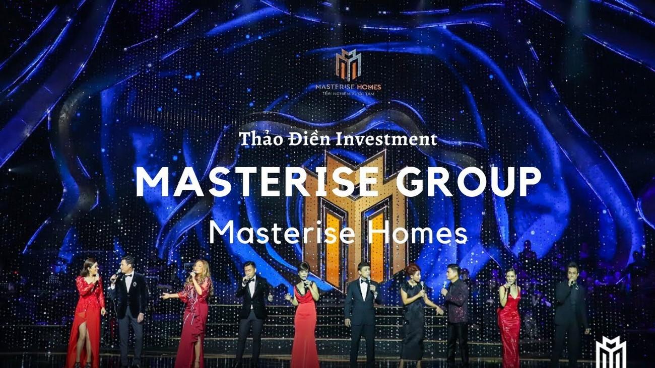Chủ đầu tư dự án căn hộ chung cư M One Gia Định Quận Gò Vấp Đường Nguyễn Bỉnh Khiêm chủ đầu tư Masterise Homes