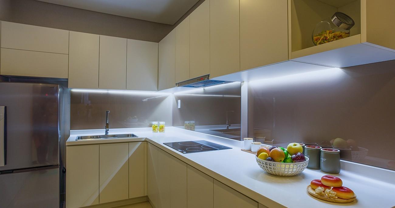 Nhà mẫu dự án căn hộ chung cư M One Gia Định Quận Gò Vấp Đường Nguyễn Bỉnh Khiêm chủ đầu tư Masterise Homes