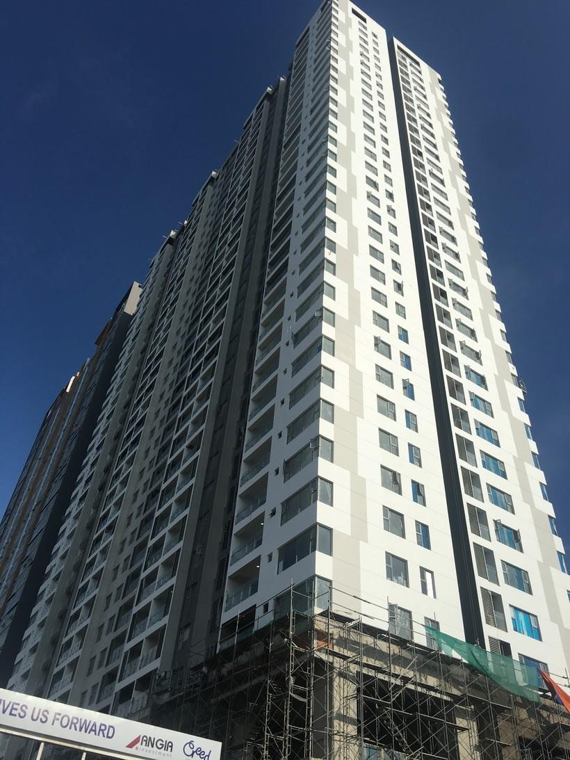 Tiến độ xây dựng dự án căn hộ chung cư An Gia Skyline Quận 7 tháng 09/2017 – Nhận mua bán + cho thuê + Nhận bảng giá Gọi 0942.098.890