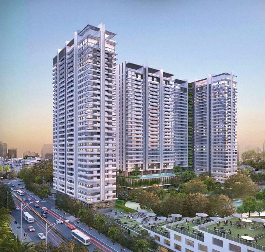 Chủ đầu tư dự án căn hộ KingDom 101 Tô Hiến Thành là ai ?