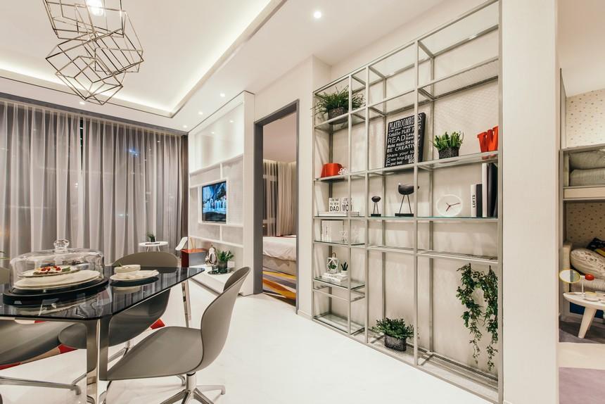 Nhà mẫu dự án căn hộ Kingdom 101 Tô Hiến Thành Quận 10 - Hướng dẫn xem nhà mẫu 0942.098.890 -0973.098.890
