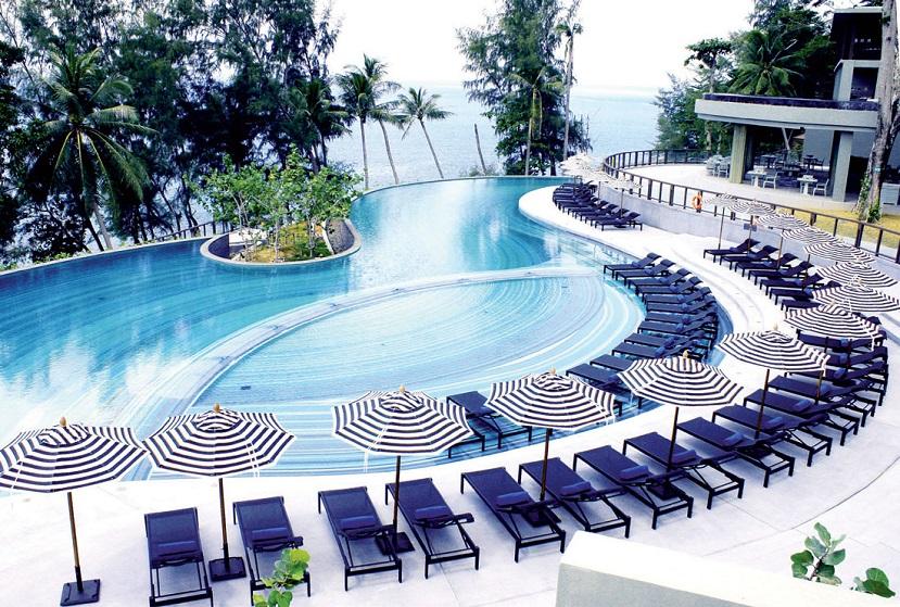 Bể bơi dự án căn hộ Kingdom 101 Quận 10