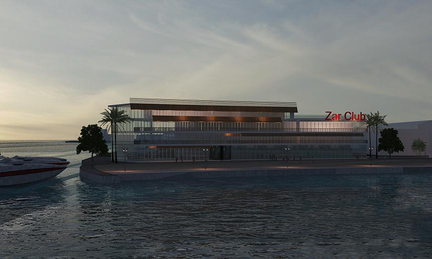 Câu lạc bộ bến du thuyền Cam Ranh City Gate Khánh Hòa