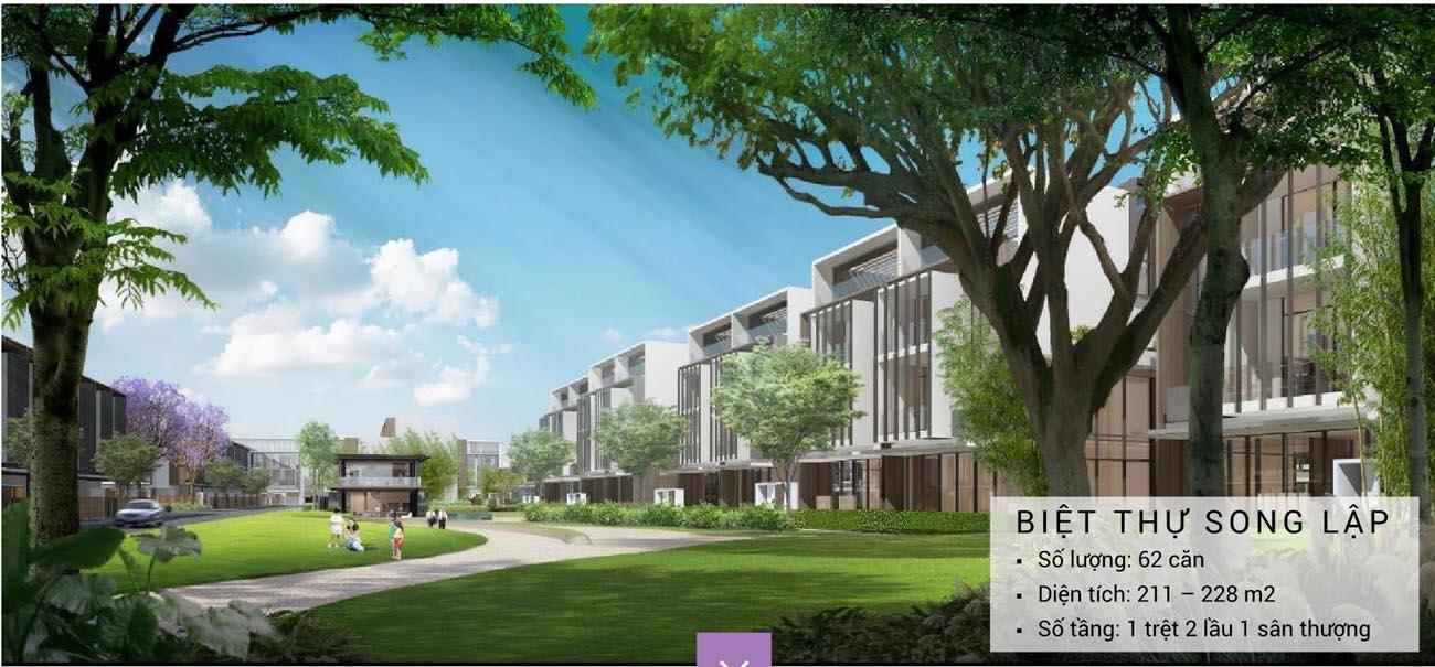 Mẫu thiết kê dự án nhà phố , biệt thự, Shophouse Senturia An Phú Tập đoàn Tiến Phước