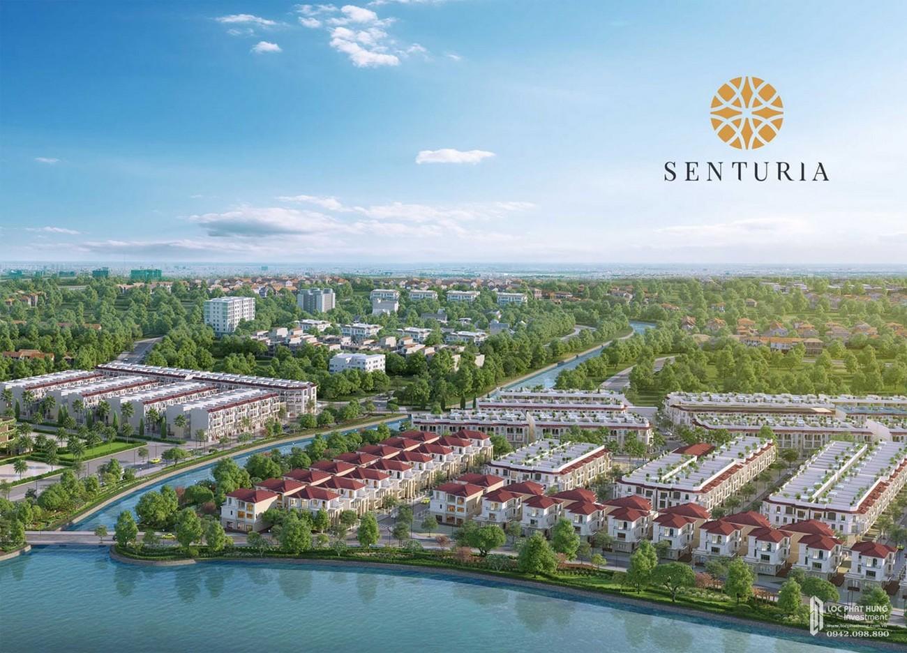 Dự án Senturia An Phú Quận 2