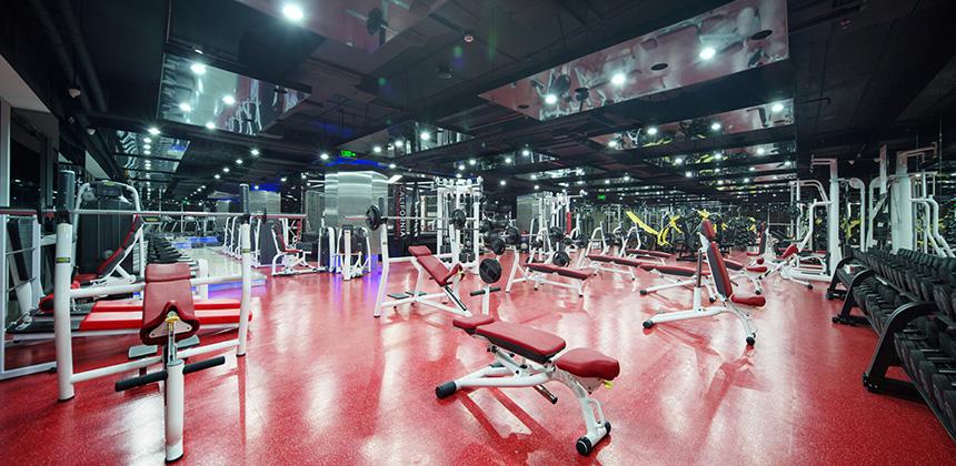 Phòng tập Gym dự án căn hộ Dream Home Riverside Quận 8 - Đăng ký nhận giá bán và xem nhà mẫu 0942.098.890 -0973.098.890