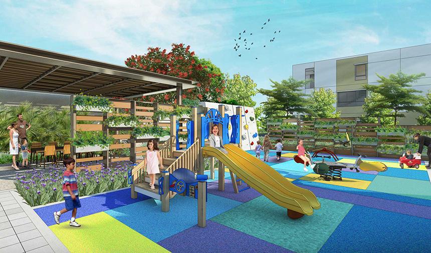 Công viên nôi khu dự án biệt thự Senturia An Phú Quận 2 – Gọi 0942.098.890 Xem nhà mẫu + Nhận bảng giá