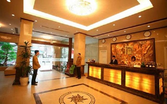 Một khách sạn ở Hà Nội
