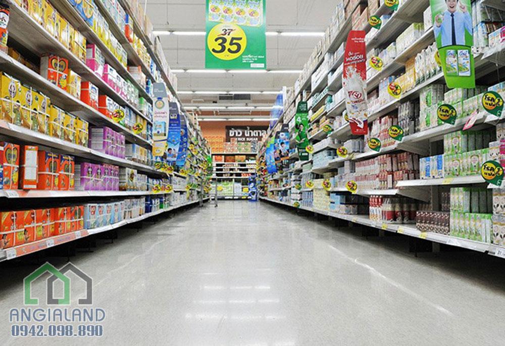 Tiện ích siêu thị của dự án căn hộ The Sun Avenue Quận 2
