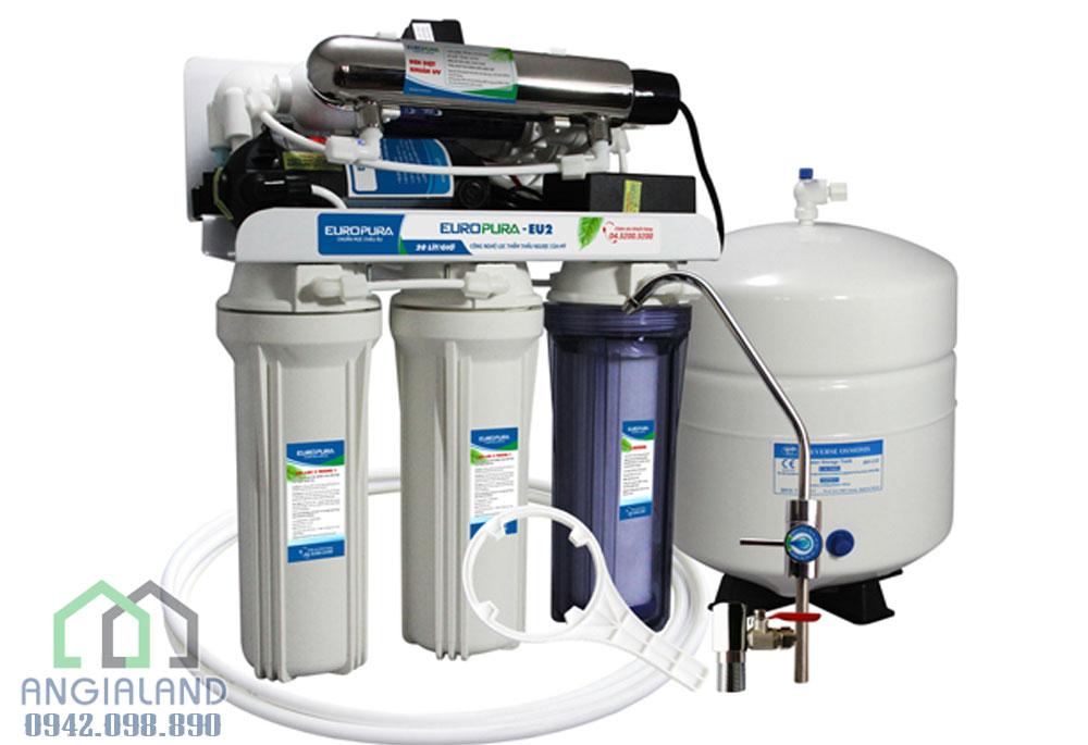 Hệ thống lọc nước theo tiêu chuẩn Singapo duy nhất có tại TPHCM