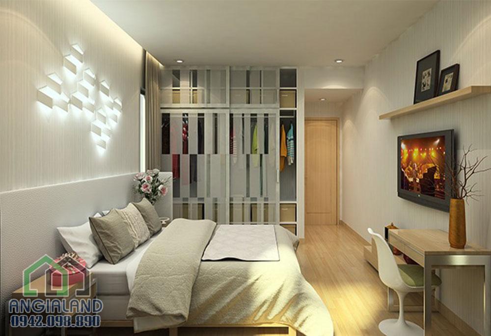 Nhà mẫu dự án căn hộ The Sun Avenue Quận 2