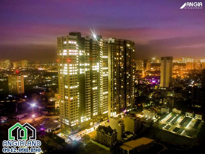 Hình ảnh thực tế khu căn hộ An Gia Skyline Quận 7 cho thuê