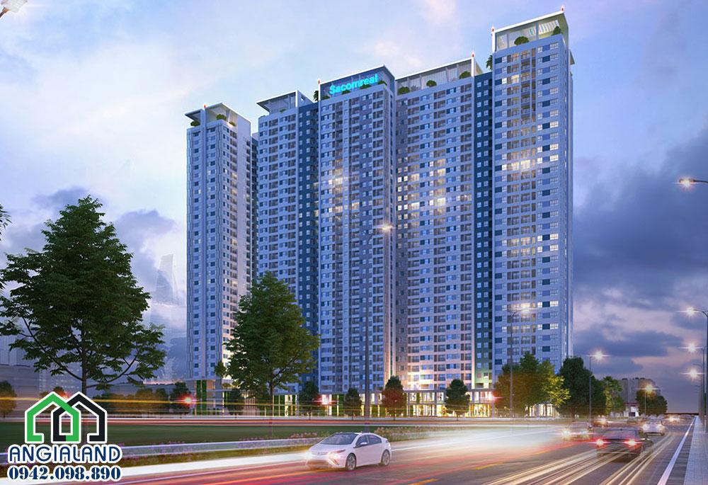 Dự án căn hộ cao cấp Charmington Iris Tôn Thất Thuyết Quận 4