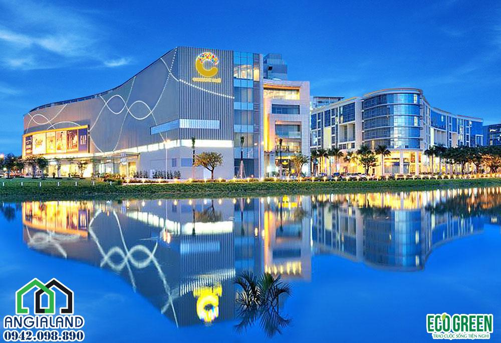 Tiện ích Khu căn hộ chung cư Eco Green Sài Gòn Quận 7