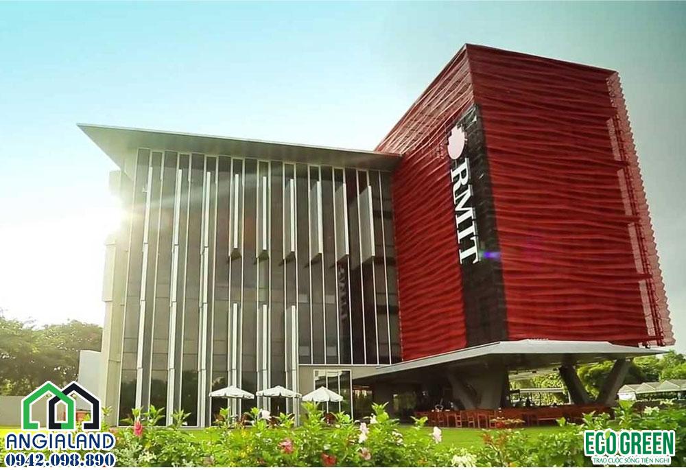 Tiện ích các trường Đại Học xung quanh dự án Eco Green Sài Gòn Q7